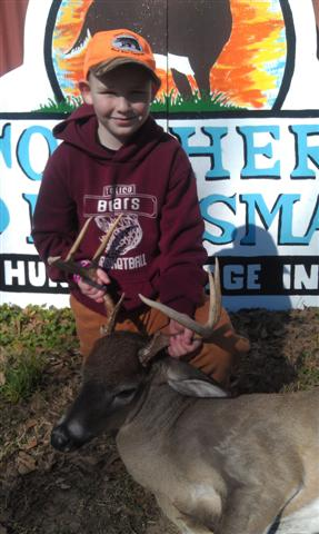 bryant 10yo- first buck- Jan 2012 (Small)