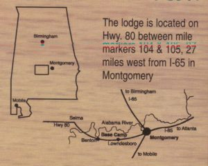 map-directions to lodge